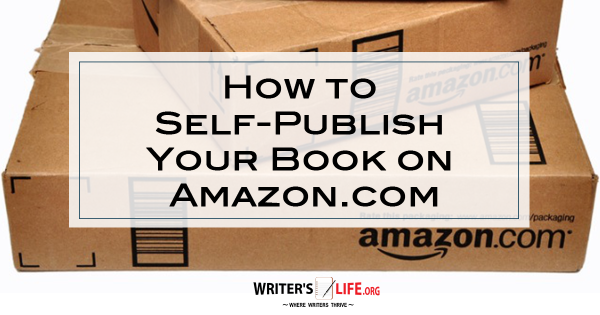 How To Self-Publish Your Book On Amazon