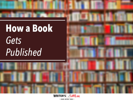 How a Book Gets Published - Writer's Life.org