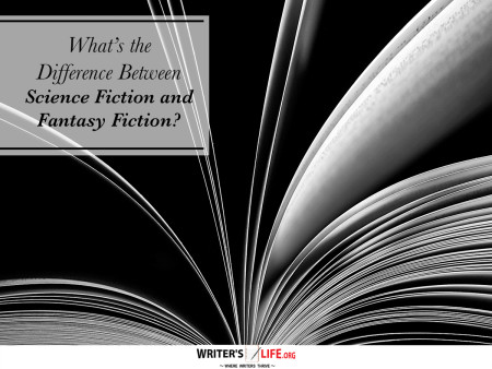 What's the Difference Between Science Fiction and Fantasy Fictio