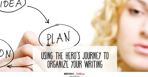 Using the Hero's Journey To Organize Your Writing - Writer's Life.org