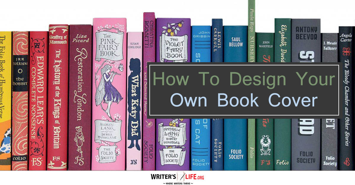how to design your own book cover
