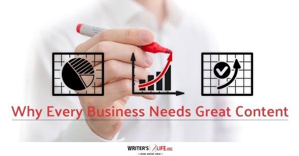 Why Every Business Needs Great Content - Writer's Life.org