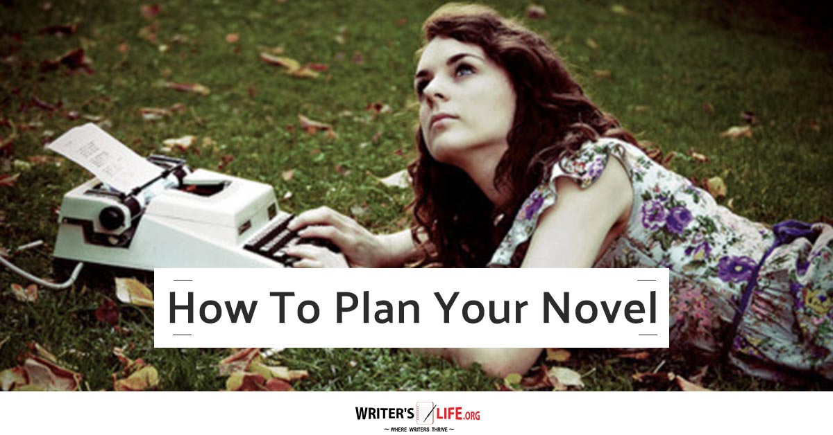 How to plan your novel