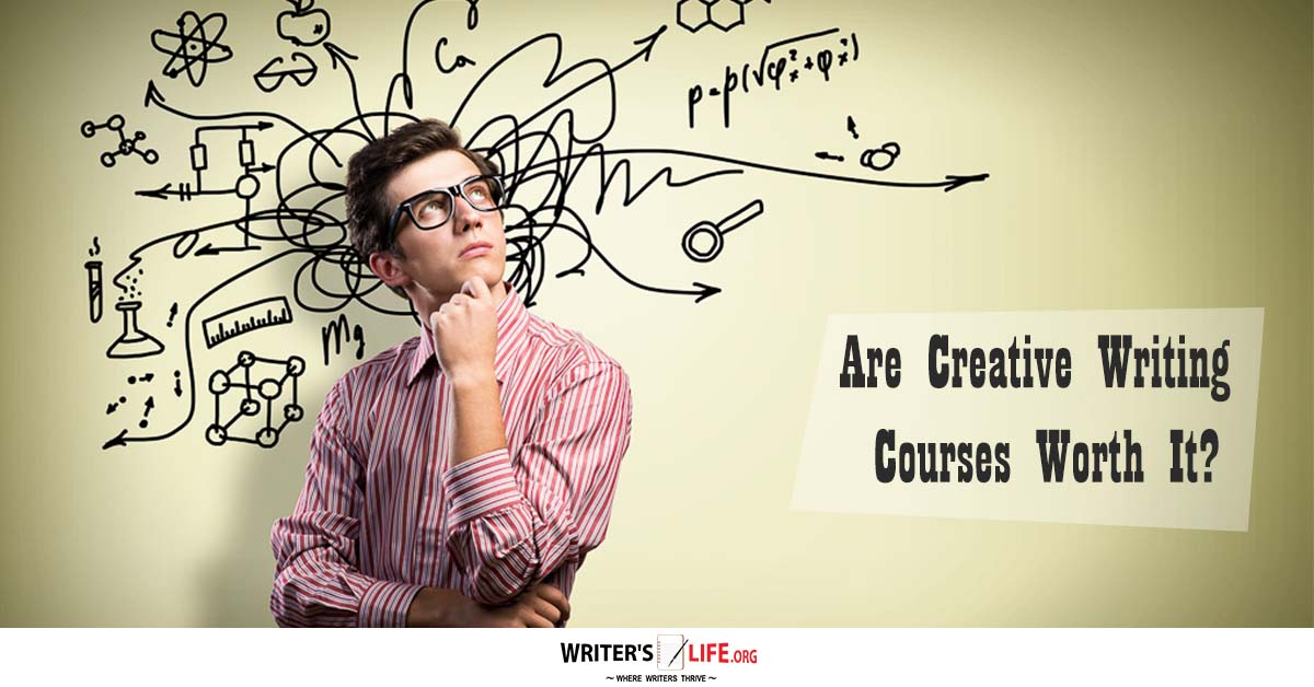 courses in creative writing