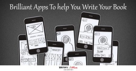 apps to help you write a book