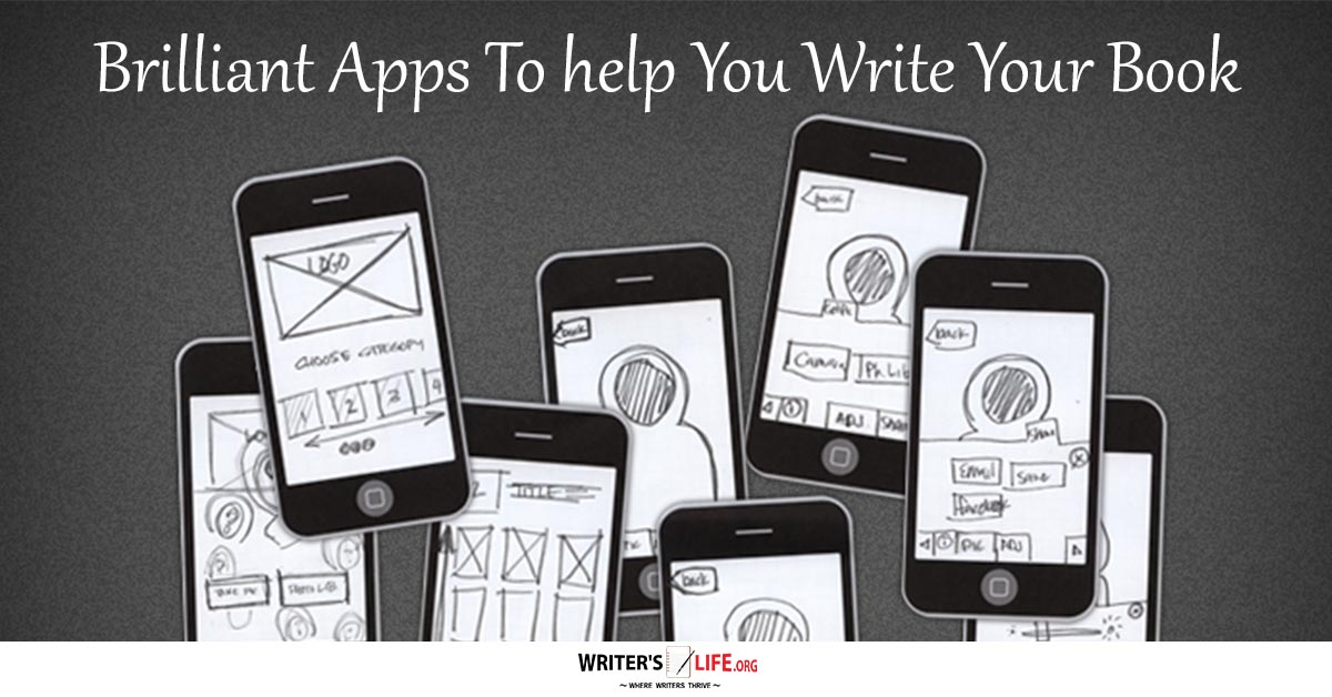 How To Make A Book About Your Life : Brilliant apps to help you write your book writer s life