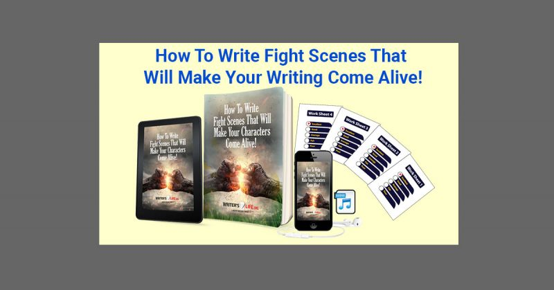 How to Write Fight Scenes