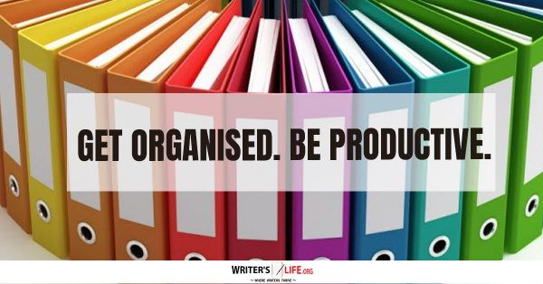 Get Organised. Be Productive.