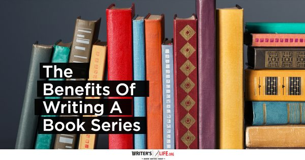 Benefits of writing a book