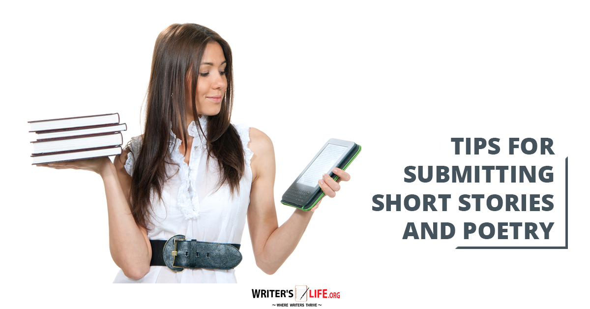 Tips For Submitting Short Stories And Poetry