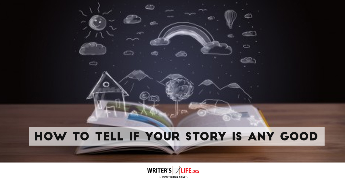 how to tell a story in writing