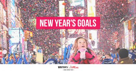 New Year's Goals- WritersLife.org